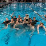 Boys Swimming Captures first State Title in Program history