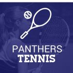 Panther Tennis Falls to .500 in District