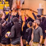 Lady Panther Volleyball Out Jumps the Roos @ Home