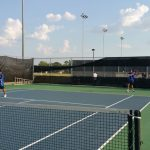 NC Fall Tennis Comes to a Close – But Not Without a Valiant Effort @ Lamar