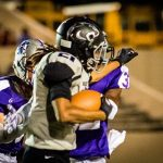 NC Ground Game Overwhelms Paschal for 57-15 Win in Dist. Opener