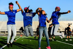 Football Weatherford Homecoming 10-16-15