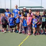 NC Tennis Hosts QuickStart Tennis Tourn. for Community's Youth