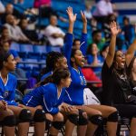 NC Lady Panther VB – Sweeps Arl. Sam Houston… @ Martin Tonight