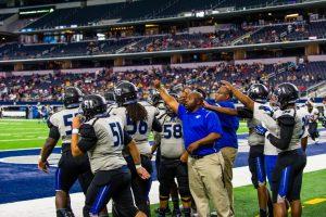 Football Varsity vs. Lamar at Cowboy Stadium 10-24-15