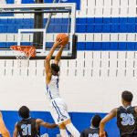 "Panther Basketball Takes ""Charge"" in Season Opener, 63-57"