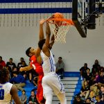 NC Men's Basketball Slams Martin for Sole Possession of 1st Place