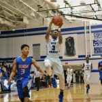 Men's Basketball Stays Alone Atop 4-6A Standings