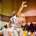 Men's Basketball Smashes Odessa 79-34 – Advances to Area