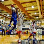 Men's Basketball Defeated in Regional Quarterfinals Match
