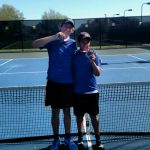 "NC Tennis ""Netters"" Advance to Regionals"