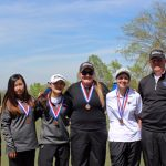 NC Lady Golfer, Jacinda Chan – Advancing to Regionals