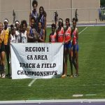 Men's & Women's Track Finish 4th @ Area Meet – Advance to Regionals