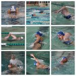 North Crowley High School Girls Varsity Swimming finishes 6th place