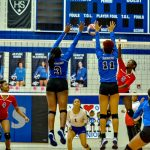 Lady Panthers' Volleyball Concludes Season Tuesday Night