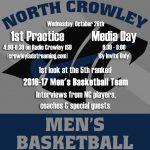 NC Men's Basketball 1st Practice – Live Streamed