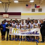North Crowley High School Girls Varsity Basketball beat San Antonio Jay 52-32