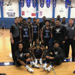 Men's Basketball Rolls through San Angelo Tourn.