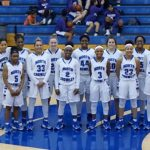 North Crowley High School Girls Varsity Basketball falls to Arlington Martin 44-38