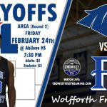 NC vs Wolfforth Frenship Tonight @ 7:30PM