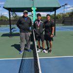 NC's Vega Wins Dist. 4-6A Tennis Championship!!