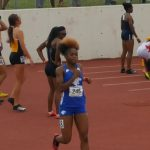 Erica Womack Open 100m