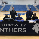 More North Crowley Athletic Signings