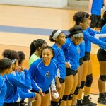 NC Volleyball falls to Arl. High 3-2
