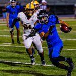 NC Vars Football falls to Arl. Lamar 33-32