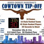 NC Men's Basketball-Releases Cowtown Tipoff Sched.