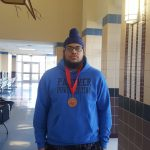 Singh Places Third at Regional Meet