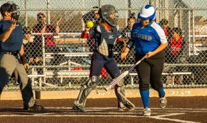 Varsity Softball vs. Sam Houston Texans 03-20-18