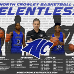 NC Men's Basketball Tops Paschal to Stay Undefeated in 4-6A Play