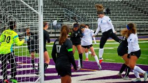 Lady Panthers Varsity vs. South Hills 12-29-18
