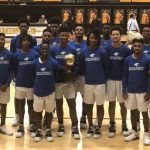 Men's Basketball Wins Bi-District & Area Playoff Games