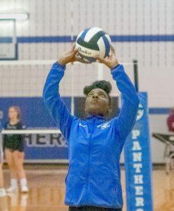 Volleyball Varsity vs. Southwest Christian 08-27-19