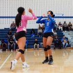 Volleyball Varsity vs. Bowie Volunteers 09-03-19