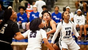 Lady Panthers Basketball vs. Martin Warriors 02-07-20
