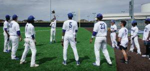 Baseball Varsity vs. Saginaw Rough Riders 03-12-20