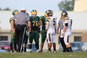 MC vs Northeastern, 22-12 (09/05/15)