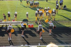 8th grade vs Northeastern, 0-14 (9/22/15)