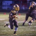 Writtenhouse 3rd best rush yards for sophomore in state