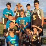 JH Boys CC claims county title; Beckham wins girls race