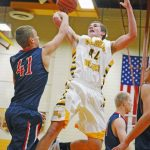 Bears sweep Blackford in tripleheader; Brown gets 26 and 11