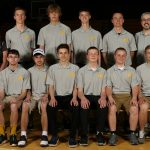 Bear golf team beats Winchester in 3-way meet
