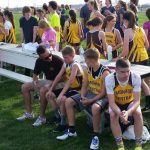 JH Bears finish 3rd in 4-way meet; Shumaker gets lone 1st, personal best