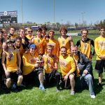 Boys track team makes history with Relay championship