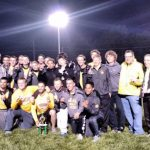 Bears defend title at Northeastern; Swallow gets career best