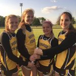 JH Ladies get 2nd in County; Yates takes HJ, 1600 team sets new record