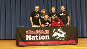Zoee Kear signs to run track at IU-East
